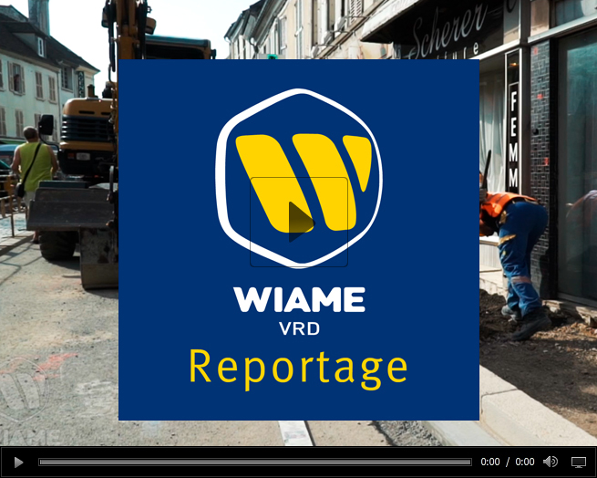 Réalisations WIAME VRD
